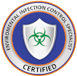 Environmental infection Control Certified Badge
