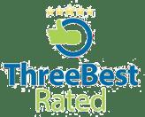 ThreeBest 5 Star Rating