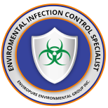 Environmental Infection Control Specialist Certification Badge